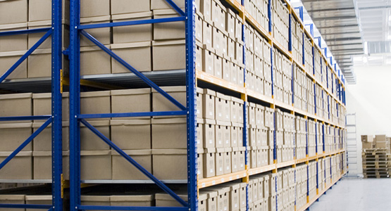 Document storage at Able Archiving